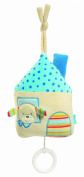 Fehn Bubbly Crew Soft Musical Toy House
