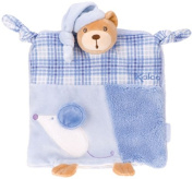 Kaloo Doudou Bear Comforter with Hat And Mouse