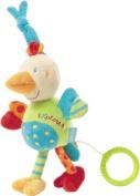 Fehn Explorer Cuddly Musical Soft Toy Bird