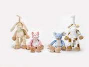 Teddykompaniet - Diinglisar - Rabbit Musical Pull