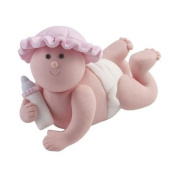 Claydough - Baby with Pink Hat 54mm
