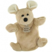 Beige mouse puppet comforter Histoire d'ours