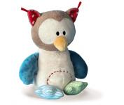 Great Gizmos 25cm My First NICI Softtoy Owl