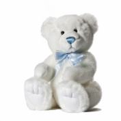 Aurora World 28cm Icicle Bear with Ribbon