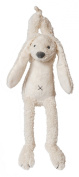 Happy Horse 25cm Ivory Rabbit Ritchie Musical Soft Baby Toy