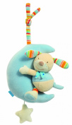 Fehn Bubbly Crew Musical Dog in the Moon Toy