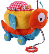 Play To Learn Syds Musical Pull Along Snail