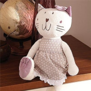 Izziwotnot Time to Play Fleur the Cat Plush Toy