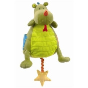 Lilliputiens Walter the Dragon Musical Baby Toy