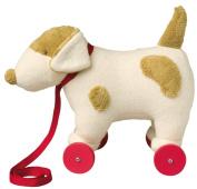 Trousselier Large Soft Dog on Wheels