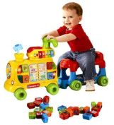10cm 1 Baby Walker - Push and Ride Alphabet Train