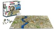 4D Cityscape Rome History Time Puzzle