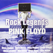 Rock Legends Playing the Songs of Pink Floyd