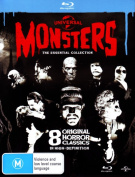 Monsters [Region B] [Blu-ray]