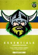 Essentials: Canberra Raiders [Region 4]