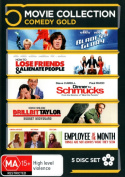 Blades of Glory / Dinner For Schmucks / Drillbit Taylor / Employee of the Month / How to Lose Friends and Alienate People (Comed [Region 4]