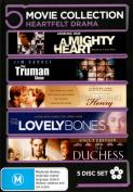 A Mighty Heart / Regarding Henry / The Duchess / The Lovely Bones / The Truman Show  [Region 4]