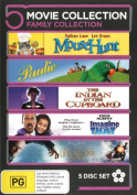 Mousehunt / Paulie / The Indian in the Cupboard / Imagine That / Lemony Snicket's - A Series of - Unfortunate Events [Region 4]