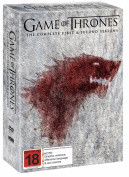 Game of Thrones Season 1&2   [10 Discs] [Region 4]