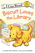 Biscuit Loves the Library (I Can Read Books