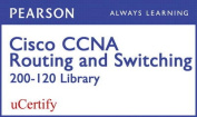 CCNA R&S 200-120 Pearson uCertify Course Student Access Card