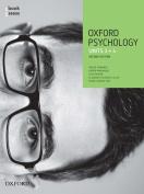Oxford VCE Psychology Units 3+4 Student obook assess (code card)