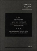 Civil Procedure, Cases and Materials, Compact 11th for Shorter Courses