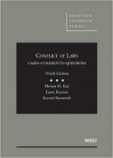 Conflict of Laws, Cases, Comments, Questions