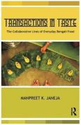 Transactions in Taste