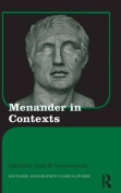 Menander in Contexts