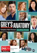 Grey's Anatomy: Season 9 [Region 4]