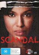 Scandal: Season 1 [Region 4]