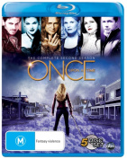 Once Upon A Time: Season 2 [Region B] [Blu-ray]
