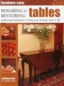 Repairing & Restoring Tables
