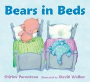 Bears in Beds [Board book]