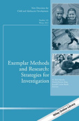 Exemplar Methods and Research