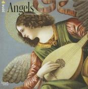 Angels 2014 Wall Calendar