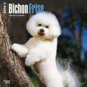 Bichon Frise 2014 Wall Calendar