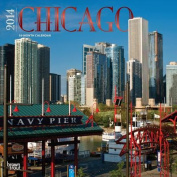 Chicago 2014 Wall Calendar