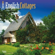 English Cottages 2014 Wall Calendar