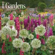 Gardens 2014 Wall Calendar