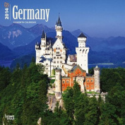 Germany 2014 Wall Calendar
