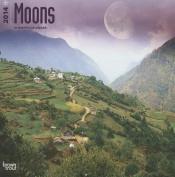Moons 2014 Wall Calendar