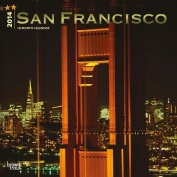 San Francisco 2014 Wall Calendar