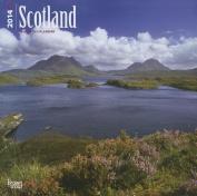 Scotland 2014 Wall Calendar