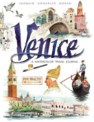 Venice Watercolor Travel Journal