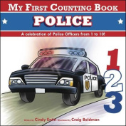 Police (My First Counting Book (Applesauce Press)) [Board book]