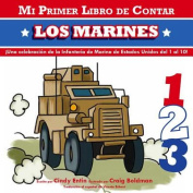 Los Marines (My First Counting Books (Simon & Schuster)) [Board book] [Spanish]
