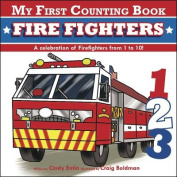 Firefighters (My First Counting Book (Applesauce Press)) [Board book]