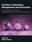 Frontiers of Business, Management and Economics